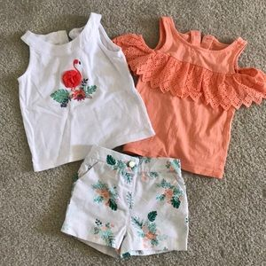 Janie and Jack Outfit bundle